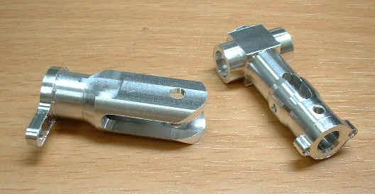 クイッキーEP-4の部品の写真